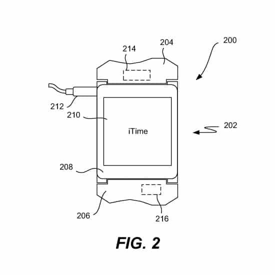 Patent Filing Reveals Name and Design of Apple Smartwatch