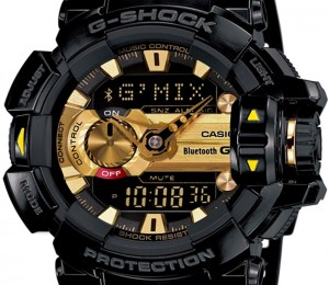 Casio G-Shock GBA 400 Smartwatch Music Recognition